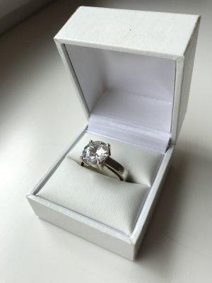 Thomas Sabo Ring mit großem Stein