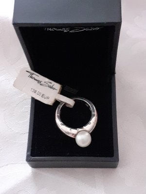 Thomas Sabo Ring mit Perle #NEU#