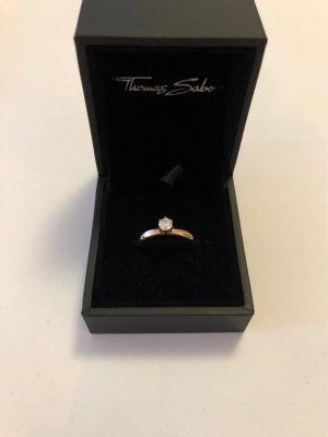 Thomas Sabo rose Ring 50