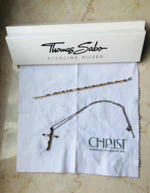 Thomas Sabo Jewellery Set silver-colored