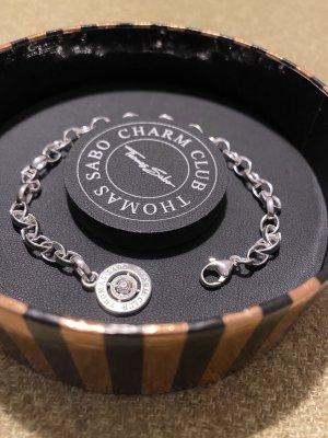 Thomas Sabo Silber Armband charm 21cm
