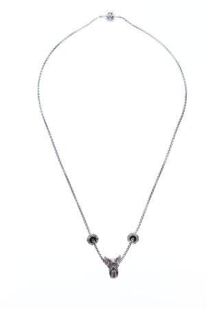 Thomas Sabo Silberkette silberfarben Elegant