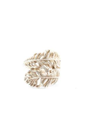 Thomas Sabo Anello d'argento argento-oro elegante