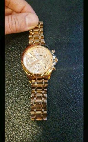Thomas Sabo Reloj analógico color rosa dorado
