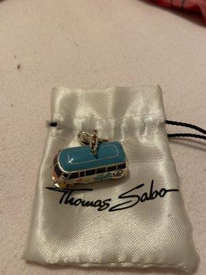 Thomas Sabo Ciondolo turchese-argento
