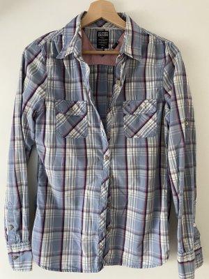 Hilfiger Denim Camicia blusa multicolore Cotone