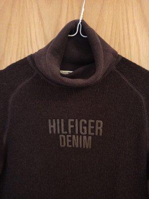 Thommy Hilfiger Damen Pullover - Gr. 36 - Braun