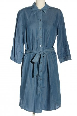 thought Jeansowa sukienka niebieski W stylu casual