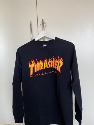 Thrasher long sleeve Shirt, Gr: S