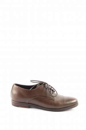 Thurley Chaussure Oxford brun style d'affaires