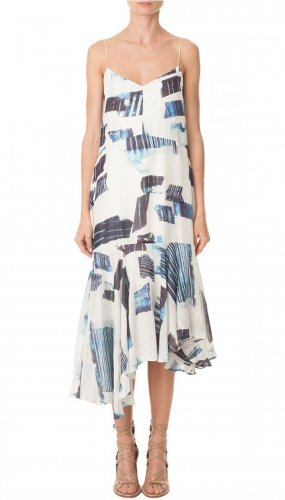 Tibi NYC Cocktail Dress multicolored