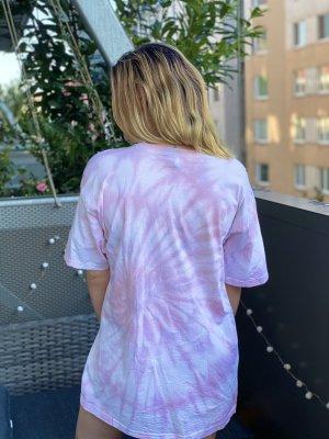 Tie Dye Batik Shirt Top Selfmade Oversized XL Unikat