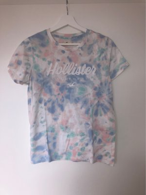 Tie dye hollister shirt