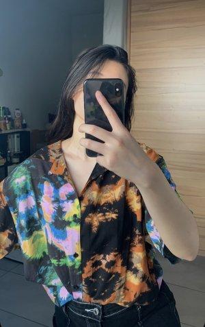 Brave Soul Camicia a maniche corte multicolore