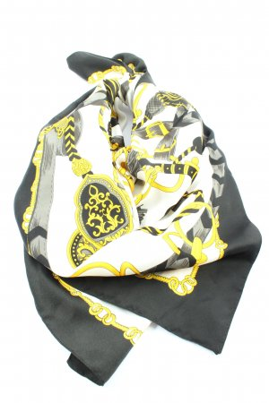 Tie Rack Traditional Scarf themed print casual look