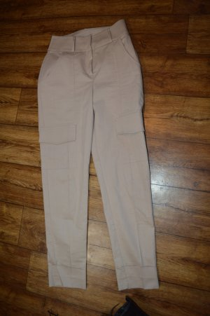 Tie Waist Patch Pocket Pants Nakd 34