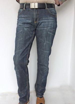 tief sitzende Damen - Jeans  - Größe 42