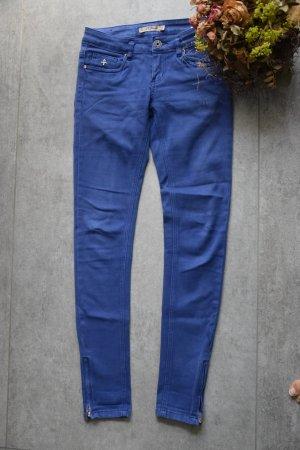 Toxik3 Tube Jeans multicolored cotton