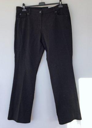 Orwell High Waist Jeans black cotton