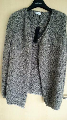 TIF-TIFFY Veste tricotée en grosses mailles multicolore mohair