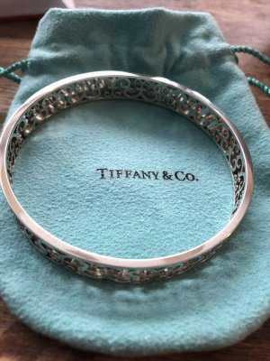 Tiffany&Co Ajorca color plata