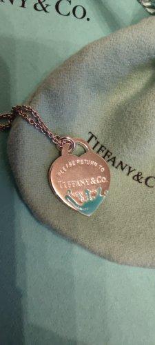 Tiffany & co Anhänger mit Kette