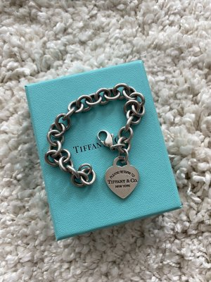 Tiffany Co Armband Silber