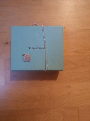 Tiffany&Co Cadena de plata color plata-gris claro