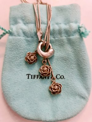 tiffany & co elsa peretti rose armband silber rose boho Bohemian