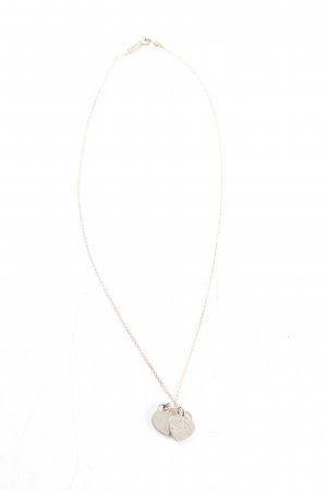 Tiffany&Co Halskette silberfarben Casual-Look