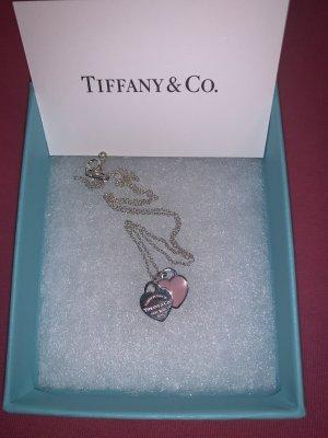 Tiffany & Co. Halskette Herz Silber