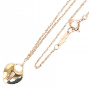 Tiffany&Co Necklace gold-colored real gold