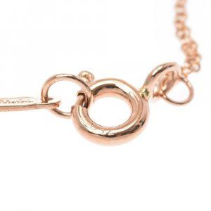 Tiffany&Co Necklace yellow real gold