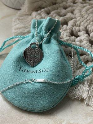 Tiffany&Co Ketting zilver-turkoois