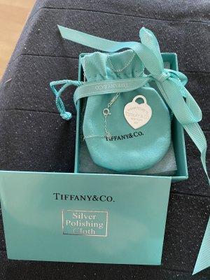 Tiffany&Co Naszyjnik srebrny
