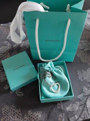 Tiffany&Co Kette, Herz, open Heart, Elsa Peretti