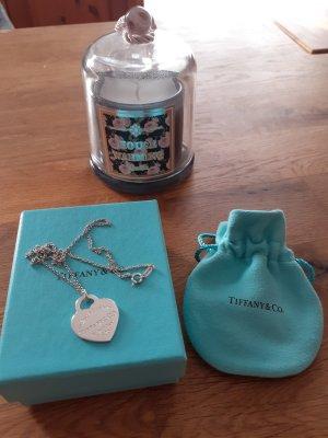 Tiffany&Co Chaîne en argent argenté
