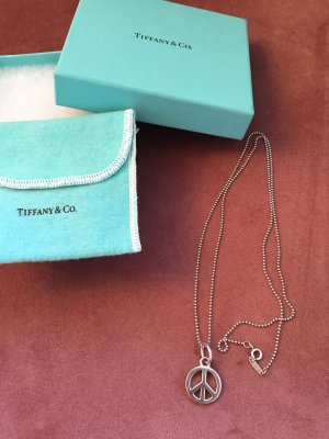 TIFFANY&Co. Kette mit Peace Charm (original!) TOP ZUSTAND!