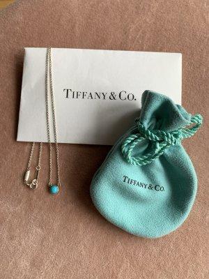 Tiffany & Co. Kette mit türkisem Stein