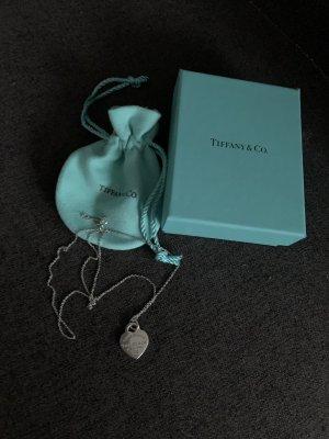 Tiffany&Co Collier argenté argent