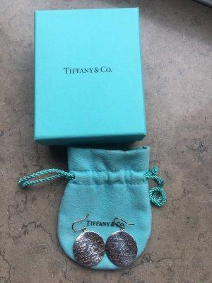 Tiffany&Co Silver Earrings silver-colored