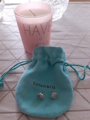 Tiffany & Co Ohrringe rund #original#
