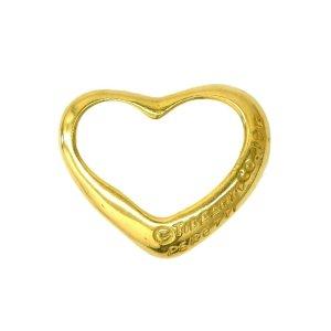 Tiffany&Co Médaillon jaune or