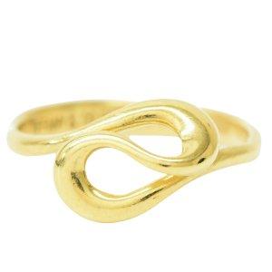 Tiffany & Co. Peretti Open Wave Ring