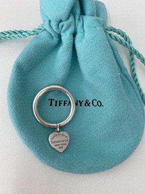 Tiffany&Co Anillo de plata color plata