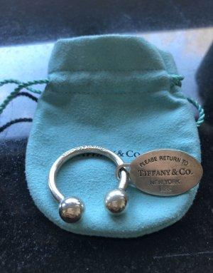 Tiffany&Co Key Chain silver-colored