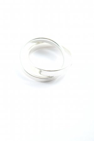 Tiffany&Co Silberring silberfarben Casual-Look