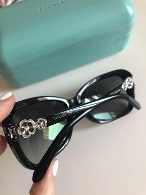 Tiffany & Co Sonnenbrille schwarz