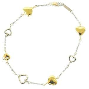 Tiffany & Co. Station Chain Bracelet