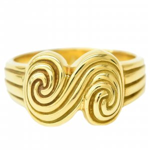 Tiffany & Co. Swirl Ring